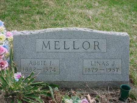 MELLOR, LINAS J - Holmes County, Ohio | LINAS J MELLOR - Ohio Gravestone Photos