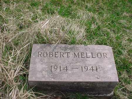 MELLOR, ROBERT - Holmes County, Ohio | ROBERT MELLOR - Ohio Gravestone Photos