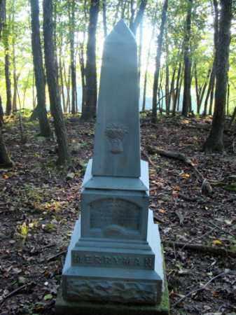 MERRYMAN, JOHN - Holmes County, Ohio | JOHN MERRYMAN - Ohio Gravestone Photos