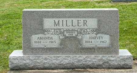 MILLER, HARVEY - Holmes County, Ohio | HARVEY MILLER - Ohio Gravestone Photos