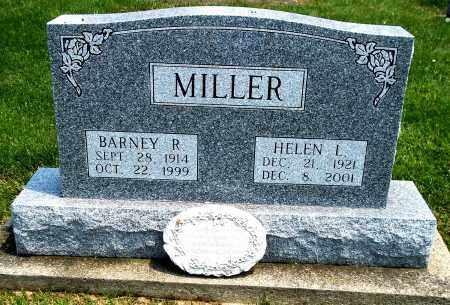 MILLER, BARNEY R - Holmes County, Ohio | BARNEY R MILLER - Ohio Gravestone Photos