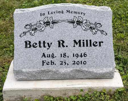 MILLER, BETTY R. - Holmes County, Ohio | BETTY R. MILLER - Ohio Gravestone Photos