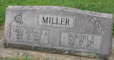 "MILLER, DONALD J. ""DAISY"" - Holmes County, Ohio 