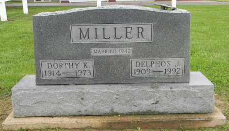 MILLER, DORTHY K. - Holmes County, Ohio | DORTHY K. MILLER - Ohio Gravestone Photos