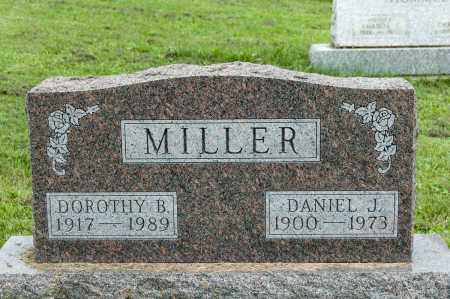 BARR MILLER, DOROTHY B. - Holmes County, Ohio | DOROTHY B. BARR MILLER - Ohio Gravestone Photos