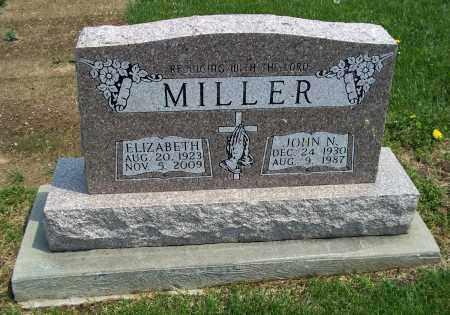 MILLER, JOHN N - Holmes County, Ohio | JOHN N MILLER - Ohio Gravestone Photos