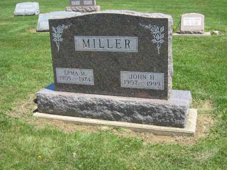 MILLER, ERMA M. - Holmes County, Ohio | ERMA M. MILLER - Ohio Gravestone Photos