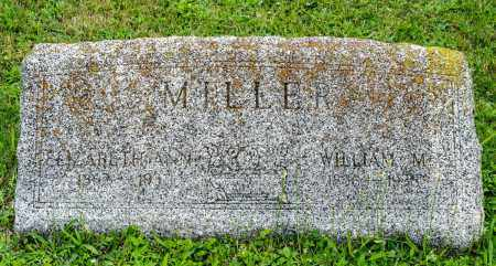 MILLER, ELIZABETH ANN - Holmes County, Ohio | ELIZABETH ANN MILLER - Ohio Gravestone Photos