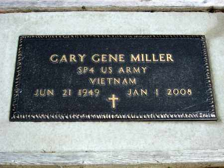 MILLER, GARY GENE - Holmes County, Ohio | GARY GENE MILLER - Ohio Gravestone Photos
