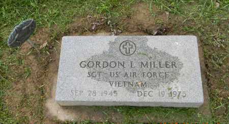 MILLER, GORDON L. - Holmes County, Ohio | GORDON L. MILLER - Ohio Gravestone Photos