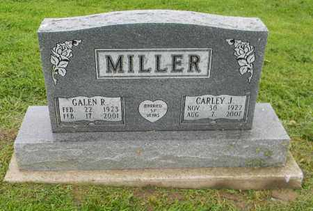 MILLER, CARLEY J. - Holmes County, Ohio | CARLEY J. MILLER - Ohio Gravestone Photos