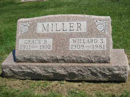 MILLER, GRACE B. - Holmes County, Ohio | GRACE B. MILLER - Ohio Gravestone Photos