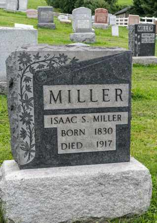 MILLER, ISAAC S. - Holmes County, Ohio | ISAAC S. MILLER - Ohio Gravestone Photos