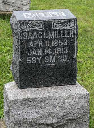 MILLER, ISAAC I. - Holmes County, Ohio | ISAAC I. MILLER - Ohio Gravestone Photos