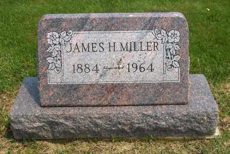 MILLER, JAMES H - Holmes County, Ohio | JAMES H MILLER - Ohio Gravestone Photos