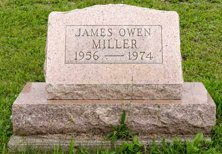 MILLER, JAMES OWEN - Holmes County, Ohio | JAMES OWEN MILLER - Ohio Gravestone Photos