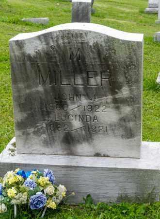 MILLER, LUCINDA - Holmes County, Ohio | LUCINDA MILLER - Ohio Gravestone Photos
