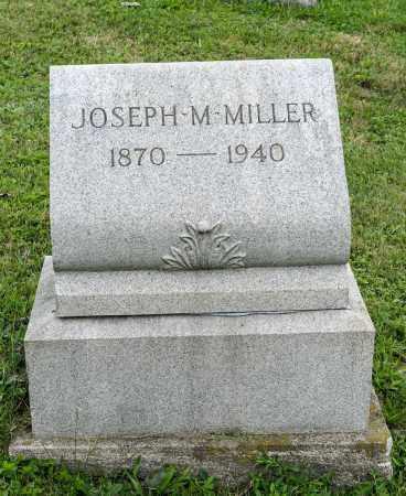 MILLER, JOSEPH M. - Holmes County, Ohio | JOSEPH M. MILLER - Ohio Gravestone Photos