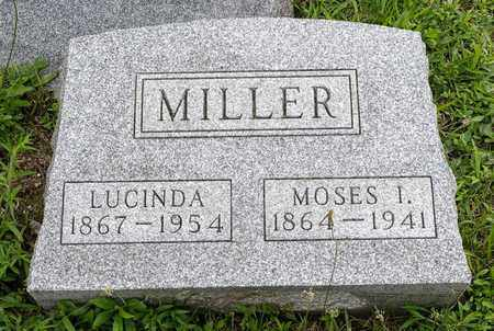 MAST MILLER, LUCINDA - Holmes County, Ohio | LUCINDA MAST MILLER - Ohio Gravestone Photos