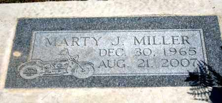 MILLER, MARTY J. - Holmes County, Ohio | MARTY J. MILLER - Ohio Gravestone Photos