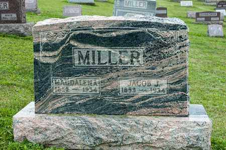 MILLER, JACOB J. - Holmes County, Ohio | JACOB J. MILLER - Ohio Gravestone Photos