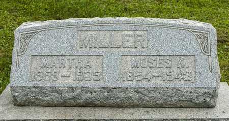 MILLER, MOSES K. - Holmes County, Ohio | MOSES K. MILLER - Ohio Gravestone Photos