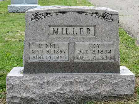 MILLER, ROY - Holmes County, Ohio | ROY MILLER - Ohio Gravestone Photos