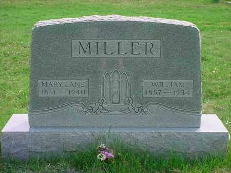MILLER, WILLIAM - Holmes County, Ohio | WILLIAM MILLER - Ohio Gravestone Photos