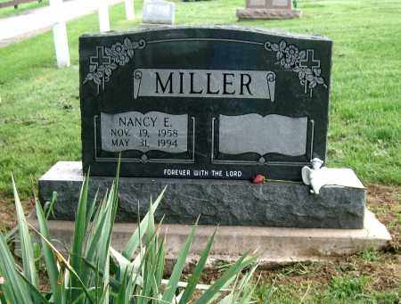 MILLER, NANCY E. - Holmes County, Ohio | NANCY E. MILLER - Ohio Gravestone Photos