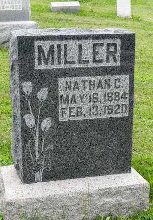 MILLER, NATHAN C. - Holmes County, Ohio | NATHAN C. MILLER - Ohio Gravestone Photos
