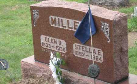 MILLER, OLEN Q. - Holmes County, Ohio | OLEN Q. MILLER - Ohio Gravestone Photos