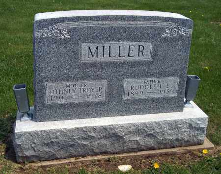 MILLER, ORTHNEY - Holmes County, Ohio | ORTHNEY MILLER - Ohio Gravestone Photos
