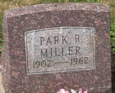 MILLER, PARK R. - Holmes County, Ohio | PARK R. MILLER - Ohio Gravestone Photos