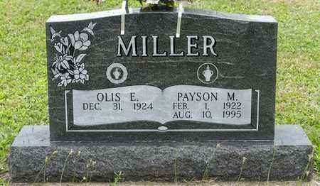 MILLER, PAYSON MAST - Holmes County, Ohio | PAYSON MAST MILLER - Ohio Gravestone Photos