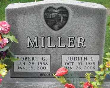 MILLER, ROBERT G. - Holmes County, Ohio | ROBERT G. MILLER - Ohio Gravestone Photos