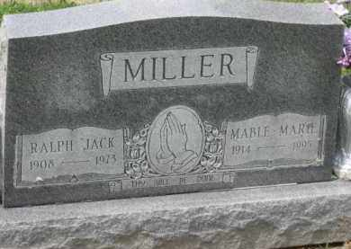 MILLER, MABEL MARIE - Holmes County, Ohio | MABEL MARIE MILLER - Ohio Gravestone Photos