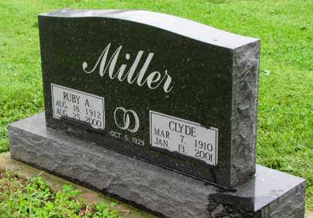 MILLER, RUBY A. - Holmes County, Ohio | RUBY A. MILLER - Ohio Gravestone Photos