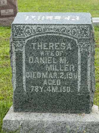 SPOUT MILLER, THERESA - Holmes County, Ohio | THERESA SPOUT MILLER - Ohio Gravestone Photos