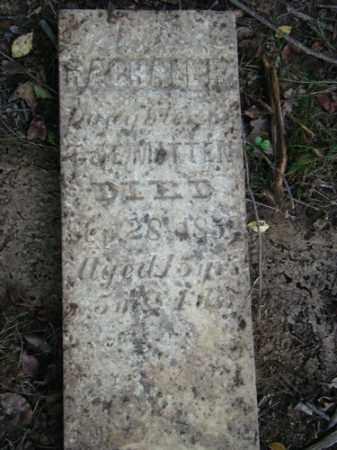 MITTEN, RACHAEL R. - Holmes County, Ohio | RACHAEL R. MITTEN - Ohio Gravestone Photos