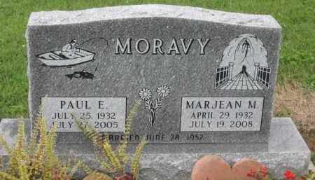 MORAVY, PAUL E. - Holmes County, Ohio | PAUL E. MORAVY - Ohio Gravestone Photos