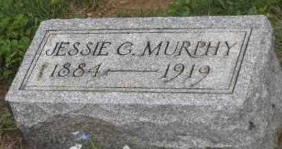 MURPHY, JESSIE C - Holmes County, Ohio | JESSIE C MURPHY - Ohio Gravestone Photos