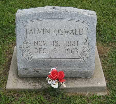 OSWALD, ALVIN - Holmes County, Ohio | ALVIN OSWALD - Ohio Gravestone Photos