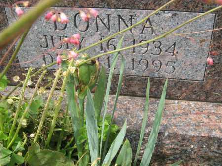 OSWALD, DONNA - Holmes County, Ohio | DONNA OSWALD - Ohio Gravestone Photos