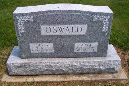 OSWALD, ADAM - Holmes County, Ohio | ADAM OSWALD - Ohio Gravestone Photos