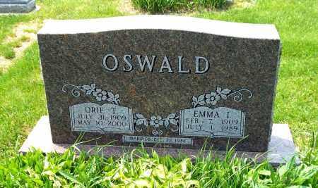 OSWALD, EMMA L. - Holmes County, Ohio | EMMA L. OSWALD - Ohio Gravestone Photos