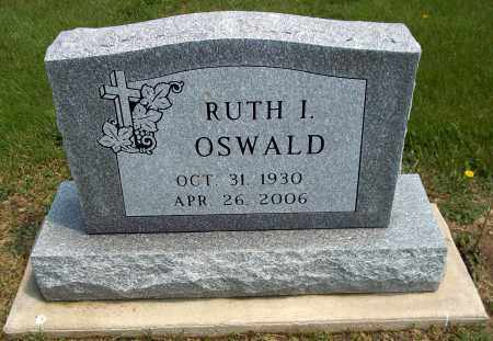 OSWALD, RUTH I - Holmes County, Ohio | RUTH I OSWALD - Ohio Gravestone Photos