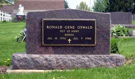 OSWALD, RONALD GENE - Holmes County, Ohio | RONALD GENE OSWALD - Ohio Gravestone Photos