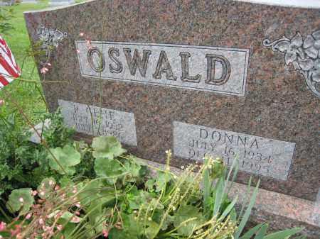 OSWALD, R GENE - Holmes County, Ohio | R GENE OSWALD - Ohio Gravestone Photos