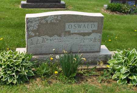 OSWALD, SARAH PAULINE - Holmes County, Ohio | SARAH PAULINE OSWALD - Ohio Gravestone Photos