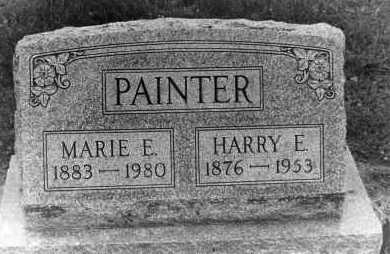 PAINTER, HARRY E. - Holmes County, Ohio | HARRY E. PAINTER - Ohio Gravestone Photos